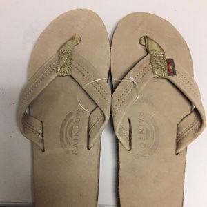 NWT, Rainbow Women's sandals